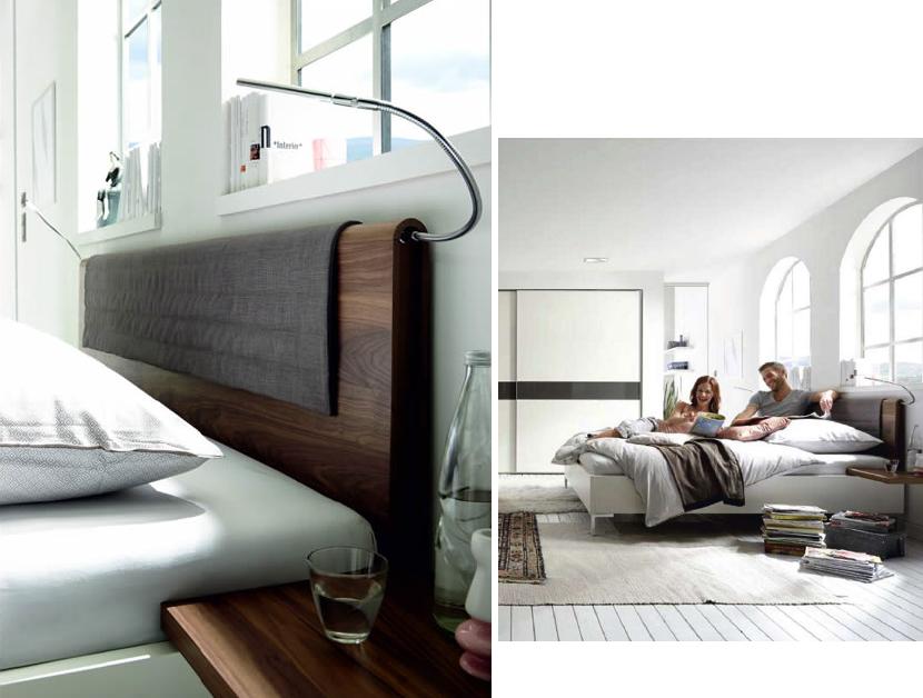 ヒュルスタのベッド