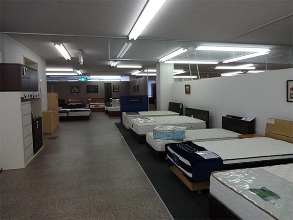 筑波産商ショールーム