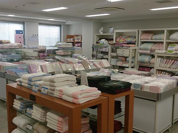 昭和西川旧本社ビル ショールーム(特設会場)